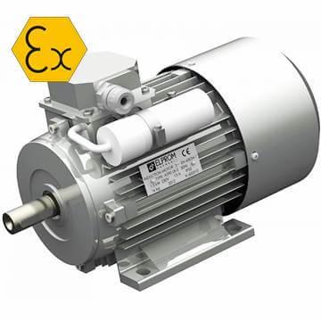 Elprom ex-proof atex motor fiyatları