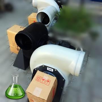 PP polipropilen plkastik salyangoz asit fanı asit aspiratörü fiyatları