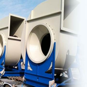 Endüstriyel santrifüj pp fan modelleri
