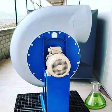 Venplast asit fanı pp fanlar, pp havalandırma aspiratörü