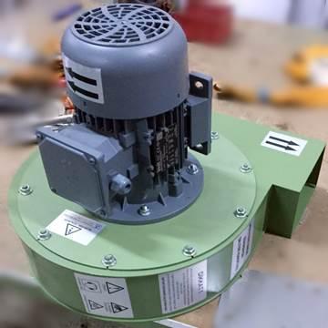 Özel imalat salyangoz aspiratör
