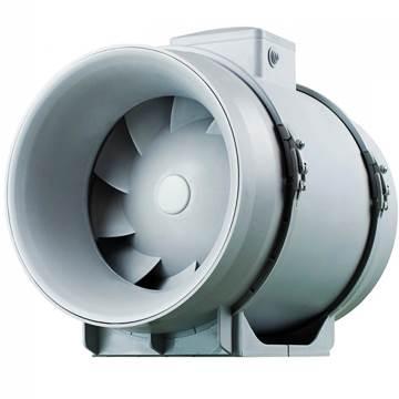VENTS TT MIX PRO Yuvarlak kanal tipi plastik havalandırma fanı atc