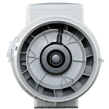 Vents tt pro pps plastik karma akışlı kanal tipi fan