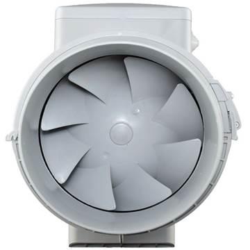 Vents tt pro yuvarlak kanal tipi plastik fan aspiratör