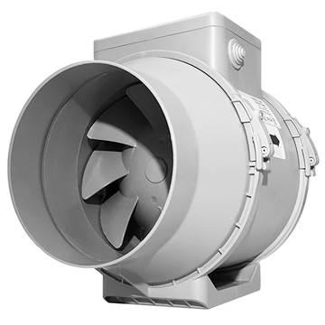Vents tt mix plastik kanal boru tipi havalandırma fanı