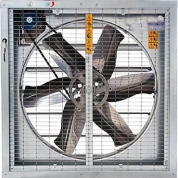 Tavukçu, çiftlik, kümes, barınak, ahır, fabrika tipi panjurlu aksiyal havalandırma fanları