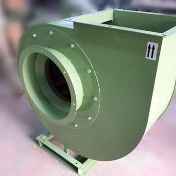 OBAS Orta basınçlı santrifüj tip radyal salyangoz fan