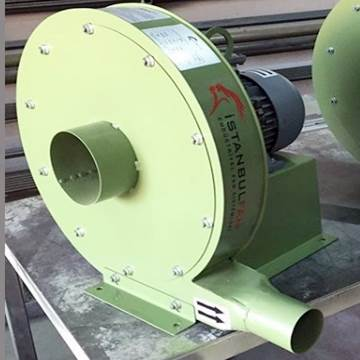 YBS yüksek basınç tipi körüklü salyangoz fan motoru modelleri ve fiyatları