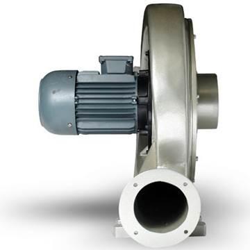Yüksek basınçlı aluminyum döküm tip körük fan radyal santrifük döküm gövdeli salyangoz
