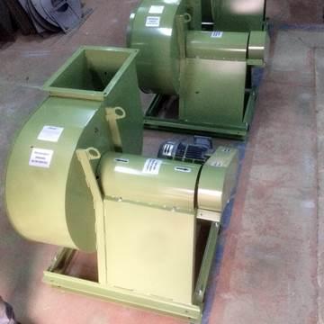 Salyangoz fan üreticileri, imalatı, özel imalat kasnak tahrikli fanlar
