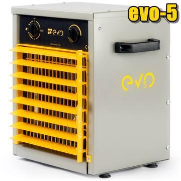 EVO 5 elektrikli fanlı ısıtıcı evo tech