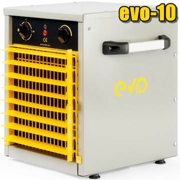 evo 10 elektrikli fanlı ısıtıcı evo tech