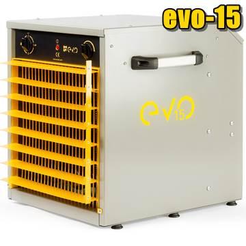 EVO 15 elektrikli fanlı ısıtıcı evo tech