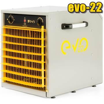 EVO 22 elektrikli fanlı ısıtıcı evo tech