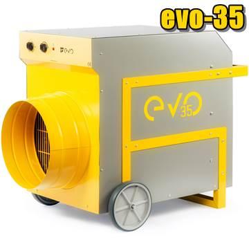 EVO 35 elektrikli fanlı ısıtıcı evo tech