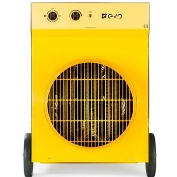 Endüstriyel fanlı elektrikli ısıtma sistemleri