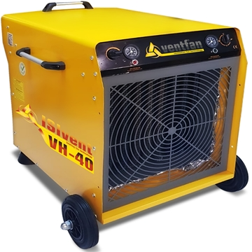 40 kw sanayi tipi elektrikli fanlı ısıtıcı